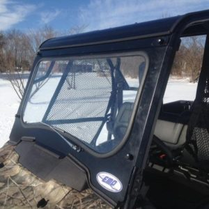 Honda Pioneer Laminated Glass Windshield with Wiper