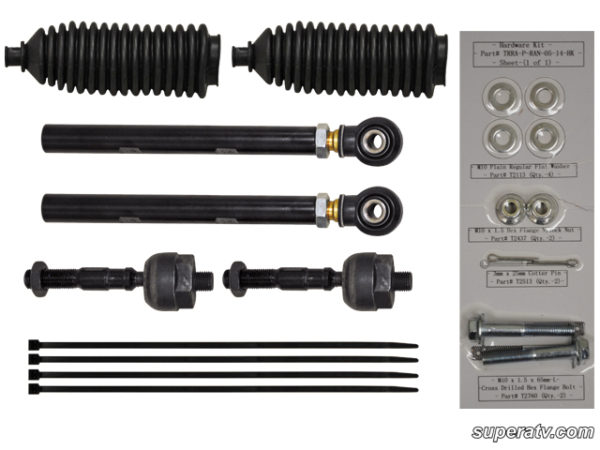 POLARIS RANGER FULL SIZE 570/900 XP HEAVY DUTY TIE RODS