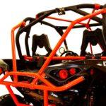 RacePace BackBones for Maverick 2 Seat Models