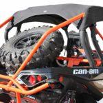 RacePace Spare Tire Carrier for Maverick & Maverick Max