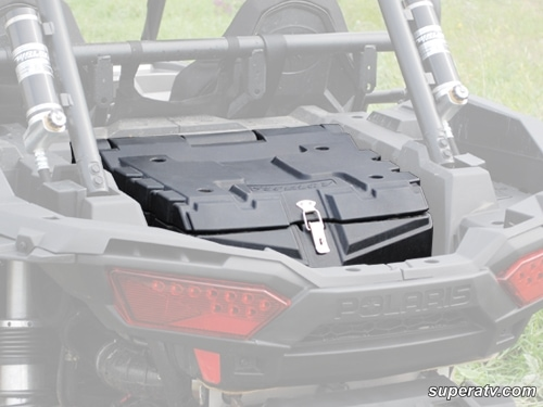 SUPER ATV RZR 1K/1K4 POLY REAR CARGO BOX