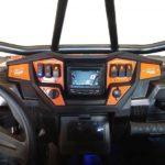 RZR 1000 DASH PANEL DIGITAL GPS 6 PIECE & SWITCHES