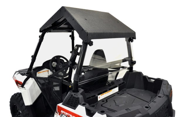 POLARIS SPORTSMAN ACE WINDSHIELDS & ROOF PACKAGE