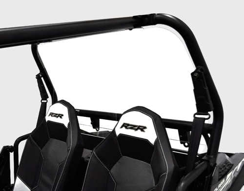 POLARIS RANGER RZR 900 (2015) REAR WINDSHIELD