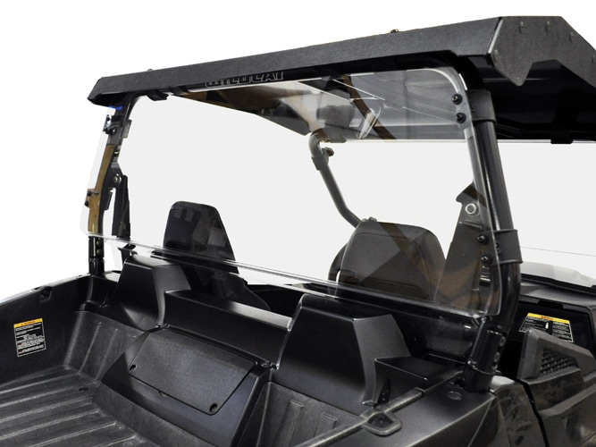 ARCTIC CAT WILDCAT TRAIL REAR WINDSHIELD