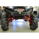 High Clearance Front A-Arms for RZR XP 900