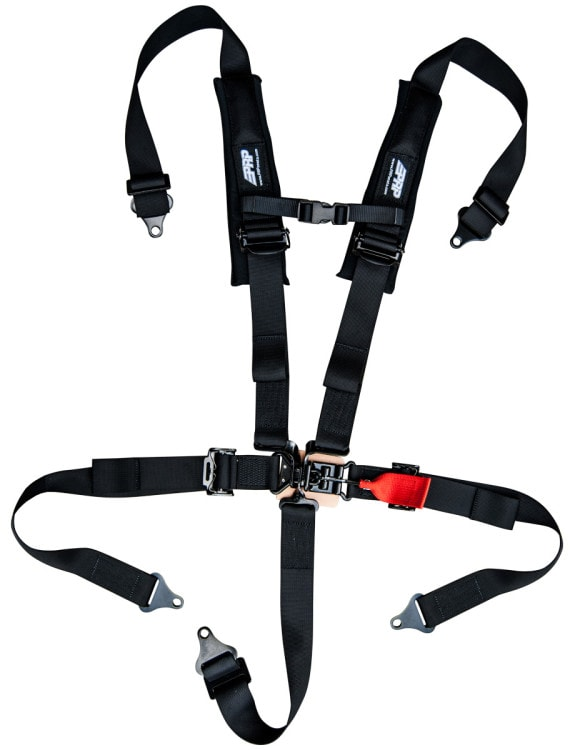 "5 POINT 2"" HARNESS W/ SEWN IN PADS"