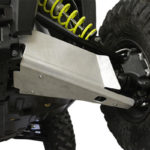 FRT & REAR A-ARM GUARDS RZR-S 900 2015