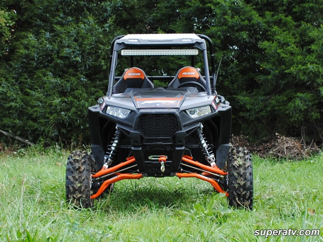 "SUPER ATV POLARIS RZR XP1000 3-5"" LIFT KIT ORANGE"