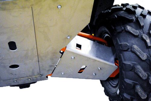 RICOCHET 4 PIECE A-ARM/CV BOOT GUARD SET - POLARIS RANGER 900XP 13-15/ RANGER CREW & 570 FULL SIZE 14-15