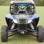 """TRAIL ARMOR FRONT AND REAR A-ARM GUARD 4 PIECES ARCTIC CAT WILDCAT SPORT - 1/2"""""""" UHMW-12681"""