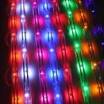 6' LED WHIP W/ MOUNT - 7 COLOURS AVAILABLE