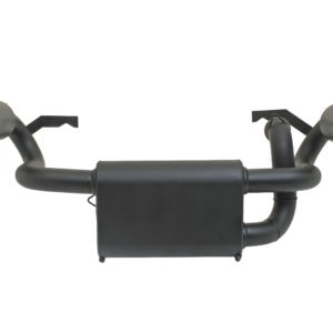 RZR 900S DUAL SLIP ON EXHAUST