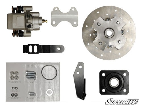 HONDA ATV REAR DISC BRAKE KIT