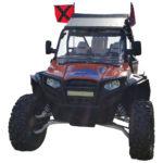 MUD FLAP EXTENSION POLARIS RZR XP 900 -13833