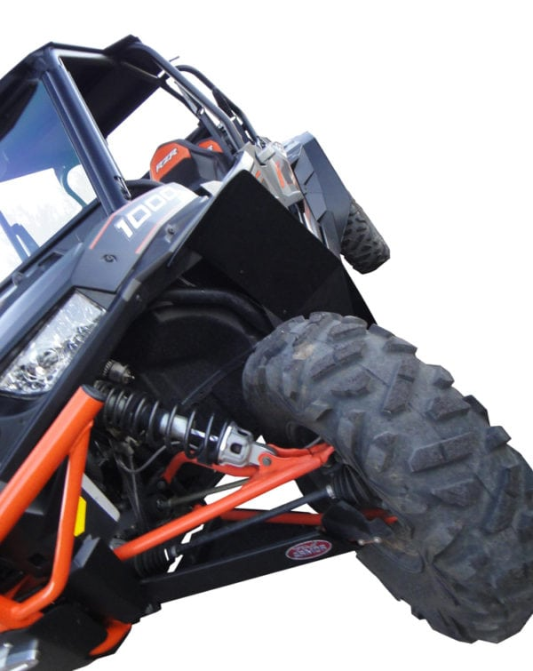 RZR XP 1000 MUD FLAP EXTENSION