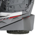 POLARIS RZR 900S 2015 MUD FLAP EXTENSION