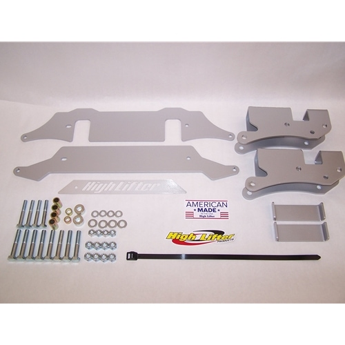 "High Lifter 3-5"" Signature Series Lift Kit for Polaris RZR 1000 XP"
