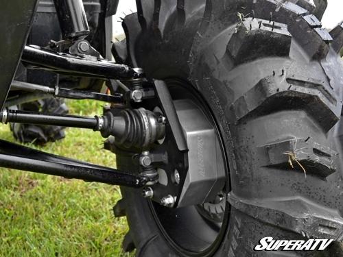 "SUPER ATV POLARIS RANGER FULLSIZE 570/900 CREW 4"" PORTAL GEAR LIFT"
