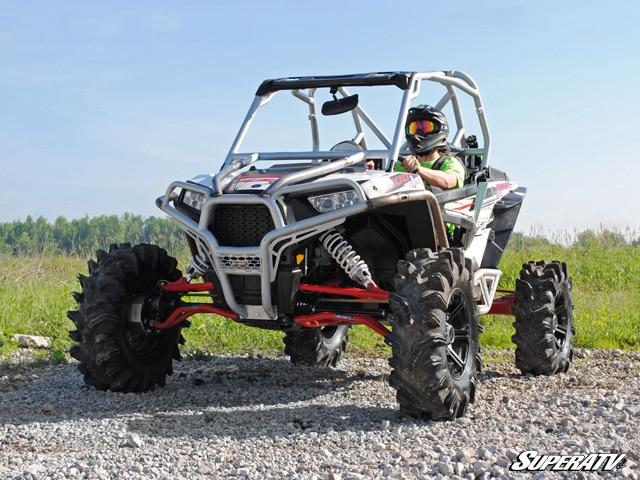 "SUPER ATV POLARIS RZR 1000 4"" PORTAL GEAR LIFT"
