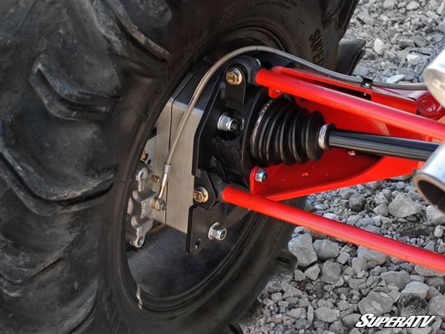 "SUPER ATV POLARIS RANGER MID-SIZE 4"" PORTAL GEAR LIFT"