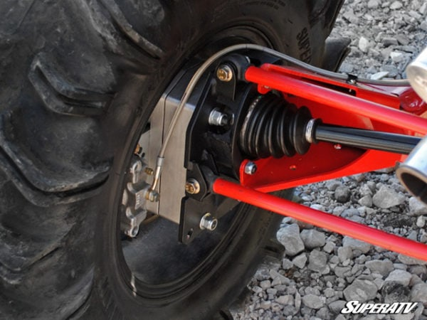 "SUPER ATV POLARIS RZR 900XP 4"" PORTAL GEAR LIFT"