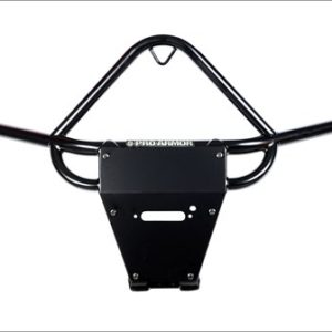 PRO ARMOR STINGER FRONT BUMPER SKID PLATE (FOR SYNTHETIC ROPE)