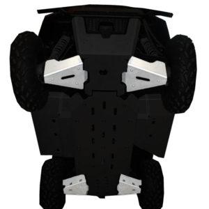 RICOCHET 4 PIECE A-ARM/CV BOOT GUARD SET - RANGER 700/800