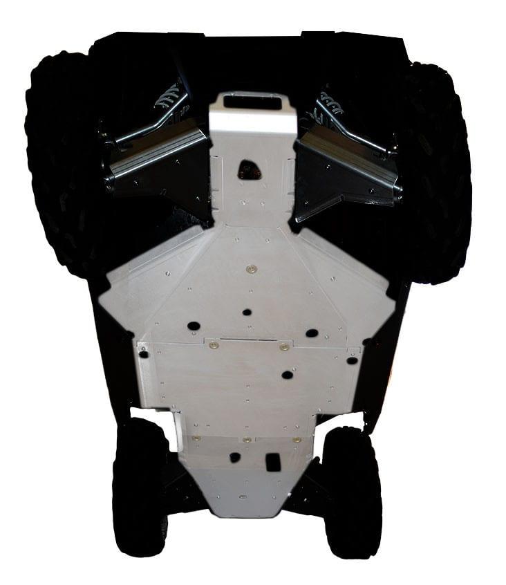 RICOCHET 4 PIECE FULL FRAME CENTER SKID - RZR 900/XC/S