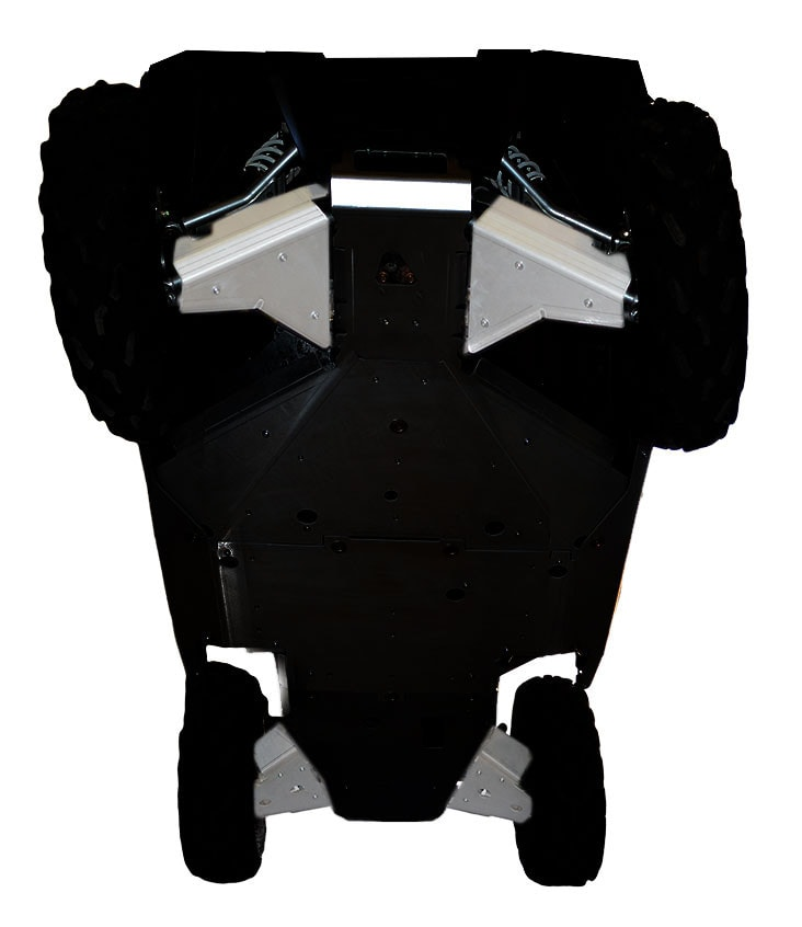RICOCHET 4 PIECE A-ARM/CV BOOT GUARDS SET 2015 RZR 900/XC