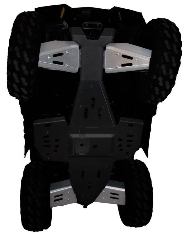 RICOCHET 4 PIECE A-ARM/CV BOOT GUARD SET - SPORTSMAN/SCRAMBLER