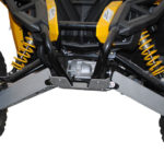 CAN-AM MAVERICK X-DS FONT & REAR A-ARM GUARDS