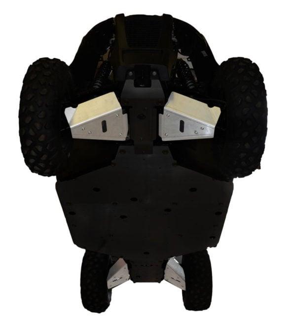 WILDCAT SPORT FRONT & REAR A-ARM GUARDS