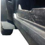 RZR S 800 MUD FLAP EXTENSION