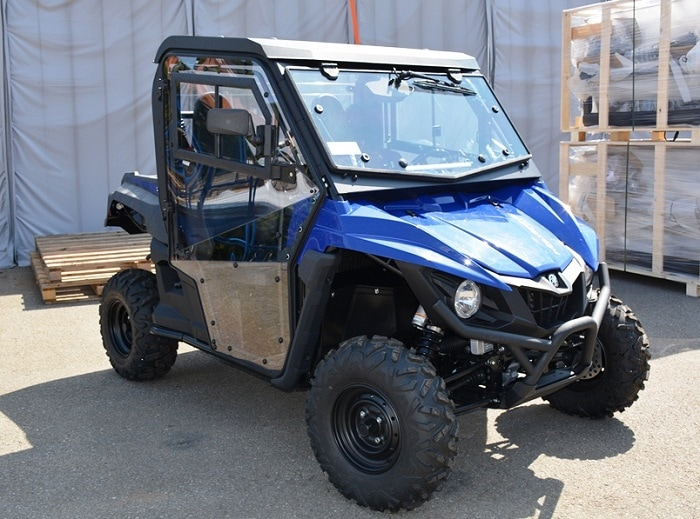 Yamaha Wolverine Cab Enclosure Build Your Own Package