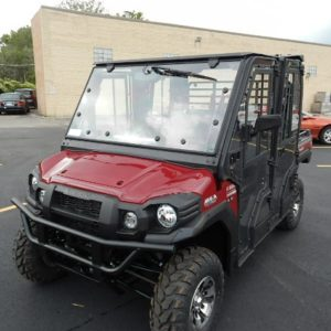 KAWASAKI MULE PRO-FXT CAB ENCLOSURE PACKAGE