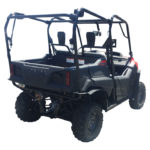 HONDA PIONEER 700 (4 SEATER) MUD FLAP EXTENSION