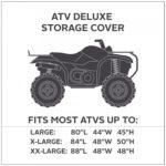 QUADGEAR DELUXE ATV STORAGE COVER
