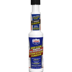 LUCAS OIL DEEP CLEAN FUEL TREATMENT 16oz/465mL
