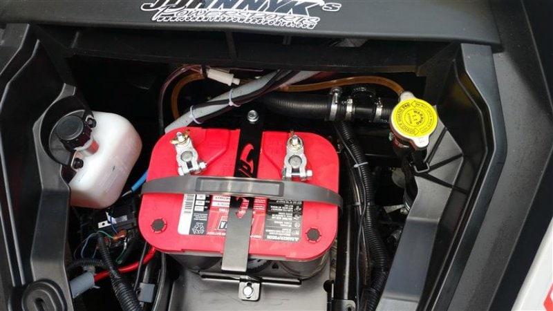 Emp Full Size Battery Box Can Am Maverick Xds Turbo