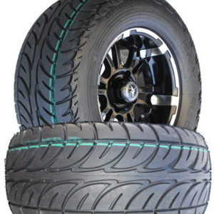 EFX FUSION ST 205X30-12 RADIAL TIRE