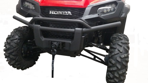 HONDA PIONEER 1000 WINCH MOUNT