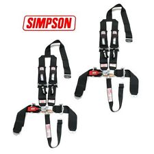 SIMPSON - 2x2 SEWN IN HARNESS WITH PADS - Y HARNESS-0