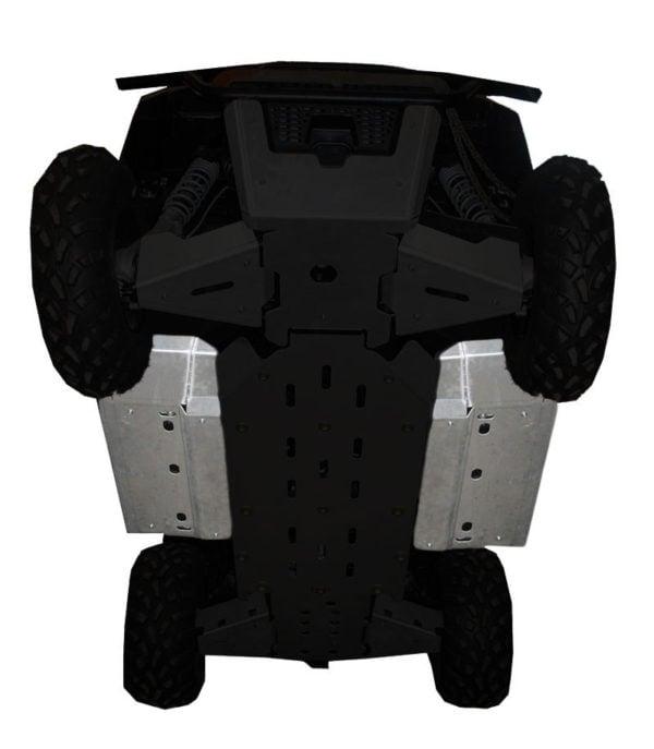 RANGER 500/800 MID-SIZE FLOORBOARD AND ROCK SLIDER