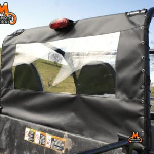 JOHN DEERE RSX 850i SOFT REAR WINDOW