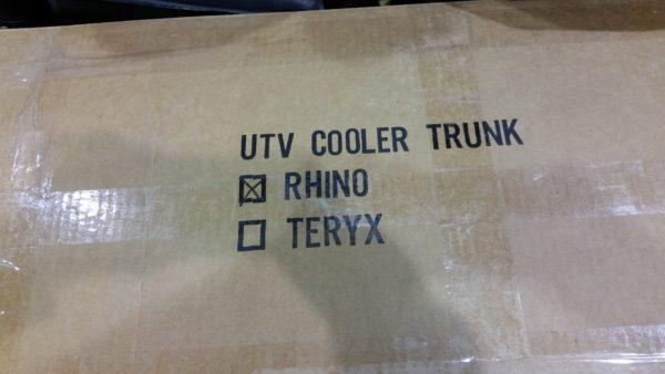 RHINO COOLER TRUNK