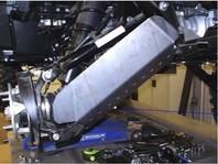 REAR A-ARM GUARDS HONDA PIONEER 1000-0