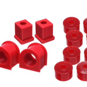 POLARIS RZR 800/800S SWAY BAR POLY BUSHINGS-FRONT/REAR/LINKS