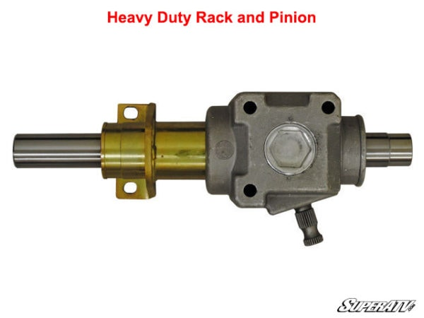 SUPER ATV RACKBOSS HEAVY-DUTY RACK AND PINION POLARIS RZR 1000 -11315