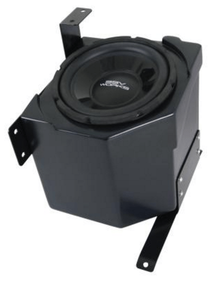 "SSV WORKS AMPLIFIED SUBWOOFER 10"""" HONDA PIONEER 700-0"